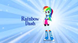 image rainbow dash equestria girls music video png my little