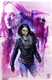 Wbcp Helps Fans Gear Halloween Jessica Jones Francesca Resta Misc Jessica Jones