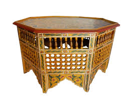 furniture show details for style 2464 syrian moroccan style