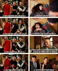 New Girl Memes - best friends know how to make you feel better even if it costs them