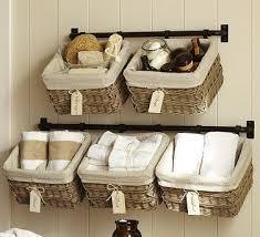 bathroom basket ideas bathroom organization ideas bathroom towel storage towel