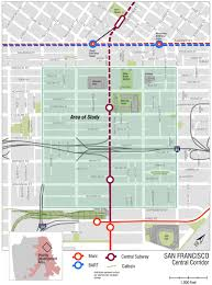 San Francisco Planning Map by David Baker Architects Great Second Street