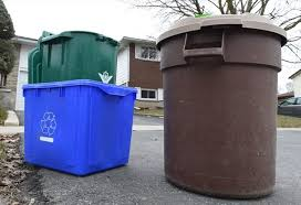kitchener garbage collection waterloo region seeing great results with new waste collection