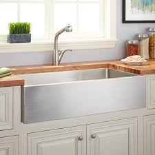 36 stainless steel farmhouse sink 36 atwood stainless steel farmhouse sink kitchen