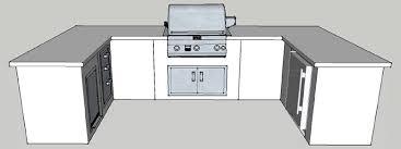 prefab outdoor kitchen kit henges insulation u0026 fireplaces