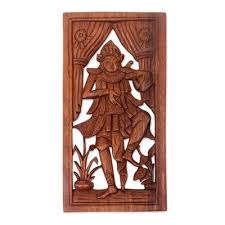 wood wall carvings novica elephant soccer three dimensional carved wood panel