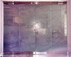 frameless glass sliding doors serrated frameless glass doors l sans soucie