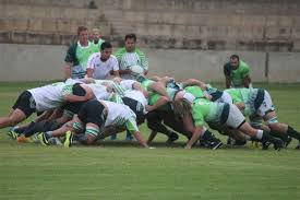 brakpan rugby club first xv vs nwu vaal assupol club series