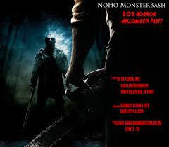 Halloween Monster List Noho Monsterbash 2017 Noho Monster Bash