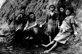 Comfort Women Japan Japan In The Korean Comfort Women Forced Once Locked Beg For Death