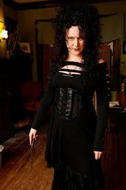 Bellatrix Halloween Costume Becky U0027s Babble Bellatrix Lestrange Costume