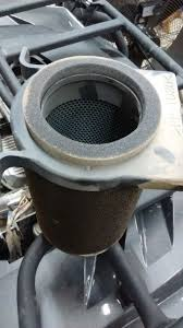 air filter problems on a 2016 kodiak 700 yamaha grizzly atv forum