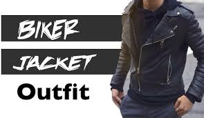 biker jacket men biker jacket man jr style for men youtube
