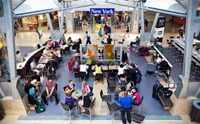 New York Airport Map Terminals by Jfk Airport Terminal Guide U2014 Tips On Terminals 1 2 4 5 7 8
