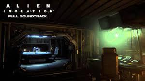 alien isolation full soundtrack youtube