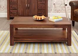 Open Coffee Table Mayan Walnut Open Coffee Table Cwc08c