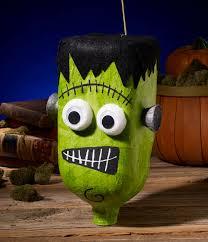 Halloween Craft Kids - cathie filian halloween witch crafts kids milk jug pinata