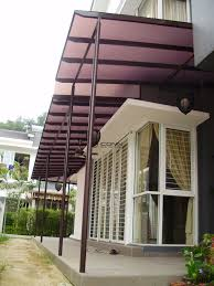 Retractable Awning Malaysia Awning Mild Steel Awning Polycarbonate Sheet Awning Awning With