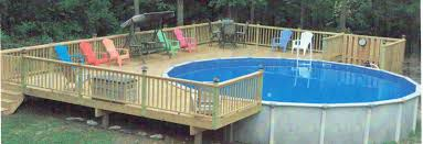 Backyard Leisure Pools by Above Ground Pools Leisure Aquatic Products Byron Mn