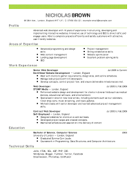 effective resume templates effective resume templates 2017 best of simple executive resume
