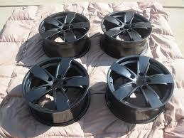 lexus wheels powder coated gto 17