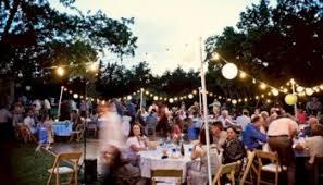Backyard Wedding Ideas 54 Inexpensive Backyard Wedding Decor Ideas Vis Wed