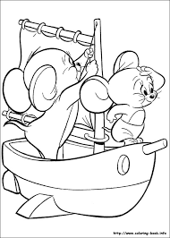 tom jerry coloring pages coloring book