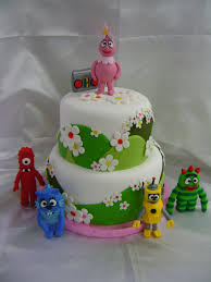 Yo Gabba Gabba Party Ideas by Yo Gabba Gabba Specialty Cakes And Desserts