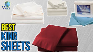 Best Sheets 10 Best King Sheets 2017 Youtube