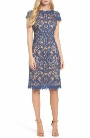 blue lace dress women s lace dresses nordstrom
