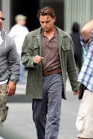 Rugged Clothes Leonardo Dicaprio Utility Jacket Leonardo Dicaprio Clothes Looks