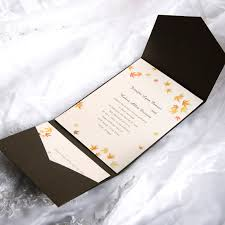 Wedding Invitations Packages Graphic Designs Fall Wedding Invitations Packages Wedding