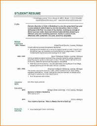 resume exles for graduate students 6 graduate student resume exles invoice template