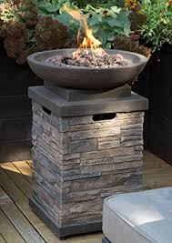 Firepit Bowl Realistic Like Outdoor Patio Pit Bowl With