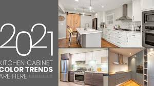 kitchen paint colors 2021 with white cabinets 2021 kitchen cabinet color trends are here cabinetcorp