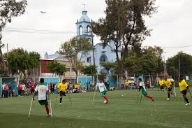 meet mexico city u0027s amputee soccer team vice sports