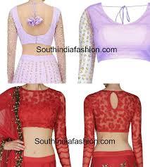 blouse pics 258 best neck design images on indian saris indian