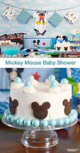 Baby Shower Centerpieces Boy by Best 25 Mickey Baby Showers Ideas On Pinterest Mickey Mouse