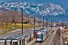 Utah Trax Map by Transit