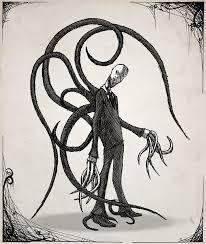 drawn slender man deviantart pencil and in color drawn slender