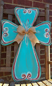 Decorative Wooden Crosses For Wall 309 Best Clay Crosses Images On Pinterest Wood Crosses Cross