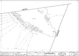 Property Line Map Marlow New Hampshire