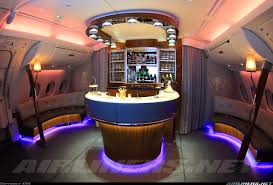 Emirates Airbus A380 Interior Business Class Airbus A380 861 Emirates Aviation Photo 1979394 Airliners Net
