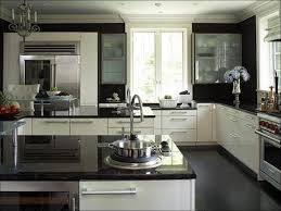 kitchen brown painted cabinets light blue kitchen walls popular