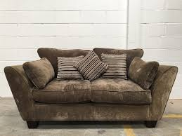 Pre Owned Chesterfield Sofa by Lovely Next Grey Fabric Sofa Aherns Furniture