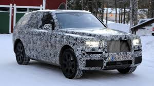 2018 rolls royce cullinan 2018 rolls royce cullinan suv winter testing spied youtube