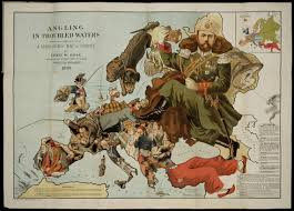 Old Europe Map by A Satirical Map Of Europe 1899 2279 X 1639 History And Wwi