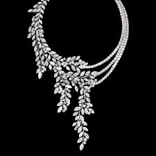 white gold necklace diamond images American diamond jewellery tags tanishq diamond pendant gold jpg