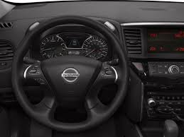 nissan pathfinder 2017 interior 2016 nissan pathfinder price trims options specs photos