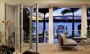 bifold doors u0026 folding glass wall systems from nanawall